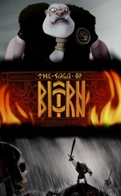 """Мультфильм """"Сага о Бьорне / The Saga of Biorn"""""""