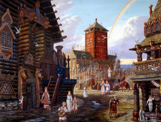 Славянская культура: история Древней Руси – Предков Наших