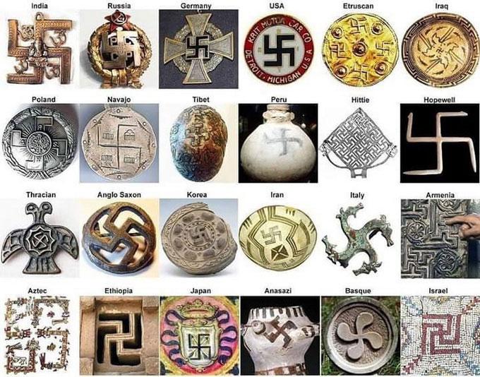Картинки по запросу Свастика - ведический символ