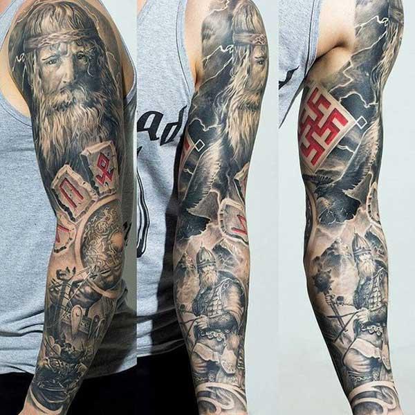 Женские татуировки в 32