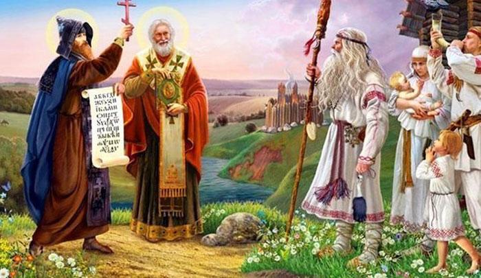 Можно ли носить крестик и славянский оберег?