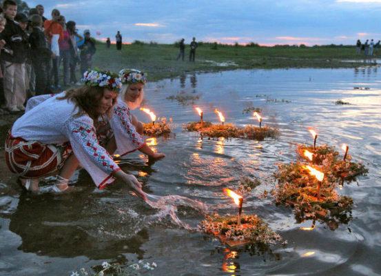 Славянский Праздник Купала
