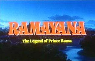 Рамаяна. Легенда о Принце Рама