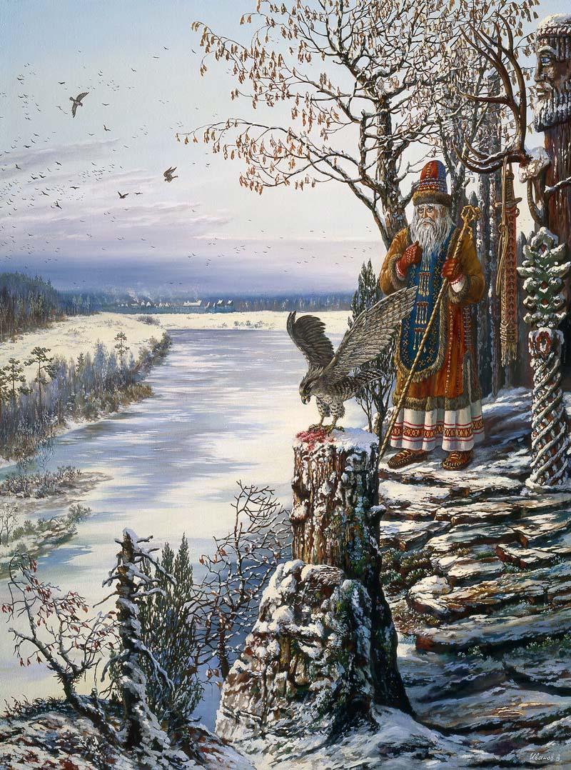 КартиныИванова Всеволода Борисовича