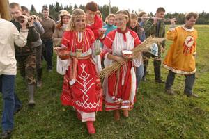 Славянский Праздник Радогощь