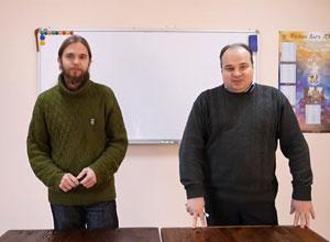 Андрей Ивашко и Сергей Павлов. Обращение к славянскому миру