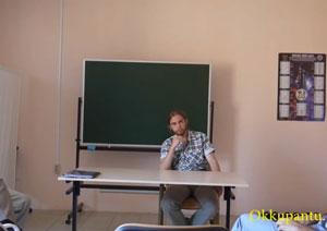 Андрей Ивашко. Встреча во Владимире. 2014 год