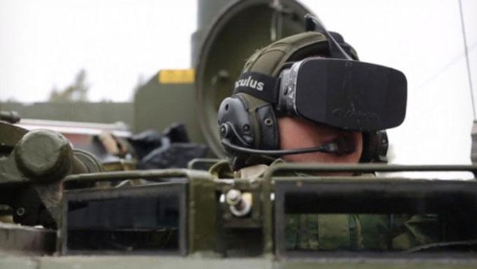 Сварог – первый шлем виртуальной реальности для российской армии