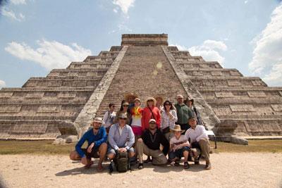 Виталий Сундаков. Боги и люди древней Мексики. Отчёт