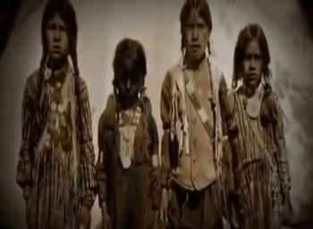 За что индейцы благодарят русов?