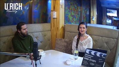 Андрей Ивашко и Надежда Попова. Мечта = Реальность = Буквица. 01.02.2017