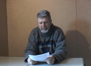 Георгий Сидоров. Тезисы