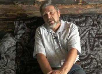 Георгий Сидоров. Вече в Каргаске