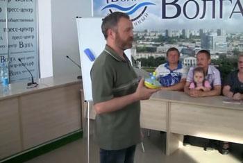 Сергей Данилов. Встреча в Сталинграде. 21.05.2014