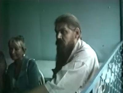 Александр Хиневич. Встреча в Анапе. 2004 год