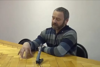 Сергей Данилов. Бригада «Украина»