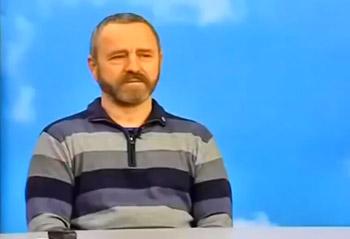 Сергей Данилов. На первом республиканском телеканале ДНР
