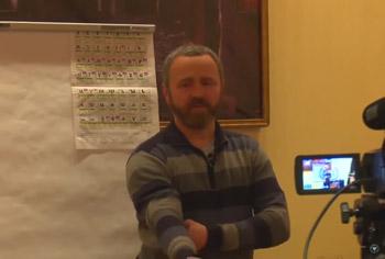 Сергей Данилов. Встреча в Москве. 20.01.2015