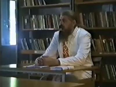 Александр Хиневич. Встреча в Георгиевске. 2002 год