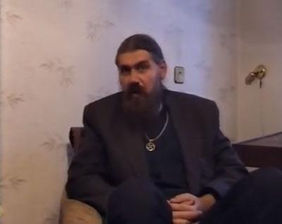 Александр Хиневич. Встреча в Перми. 2002 год
