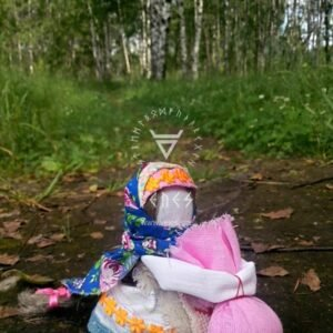 "Кукла-оберег ""Подорожница"""