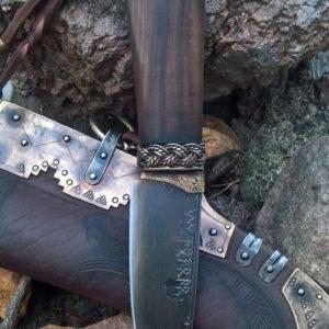 Нож традиционный