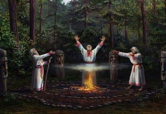 Гимны - обращения к Славянским Богам