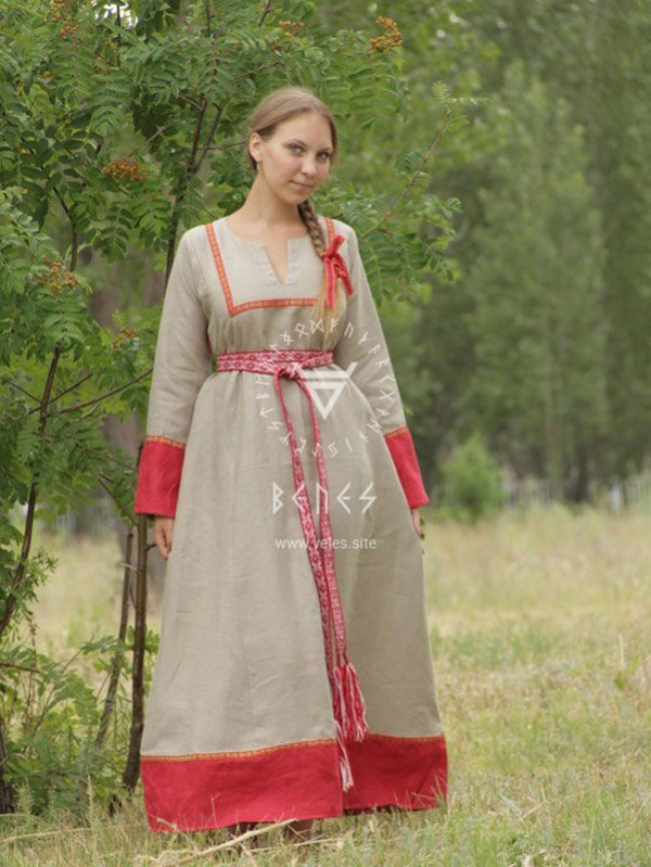 """Платье """"Хельга"""" небелёное"""