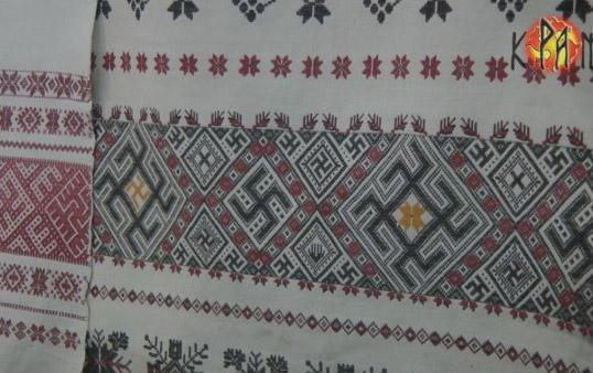 Ярга-свастика – солярный символ Славян