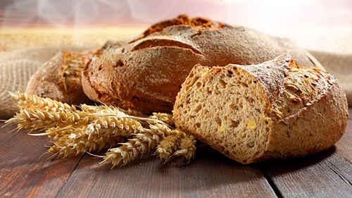 Хлеб у славян