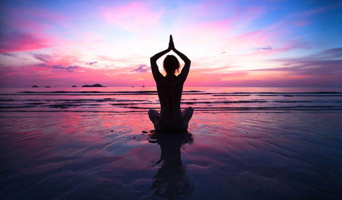 Техника остановки мыслей в медитации
