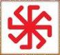 Свастика.  Ведические символы Славяно-Ариев и их значение. Значение свастики.  - Страница 2 Krest-lady-bogorodicy