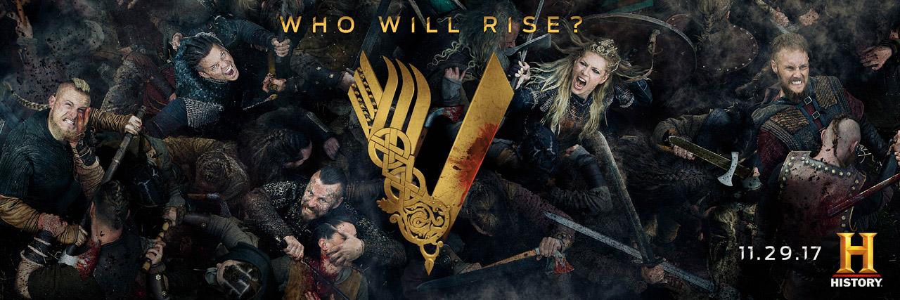 "Сериал ""Викинги / Vikings"" 5 сезон все серии смотреть онлайн в HD"