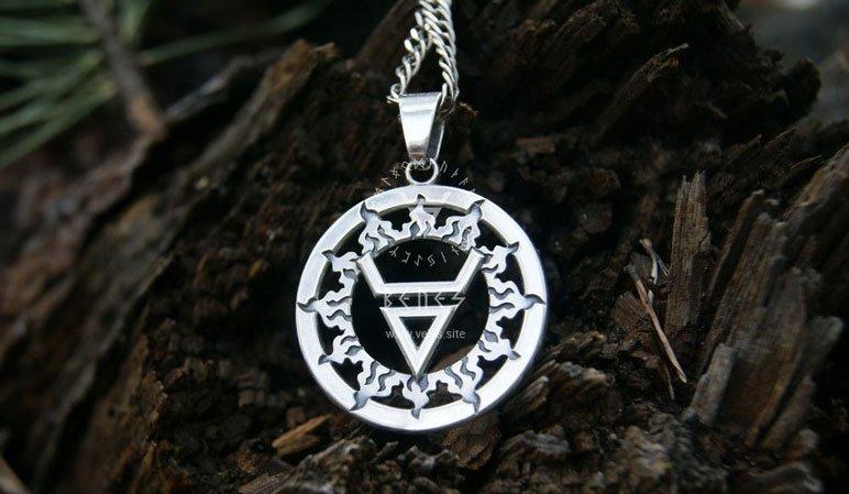 Славянские обереги из серебра, купить в интернет-магазине «Велес&raquo