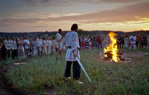 Славянские общины