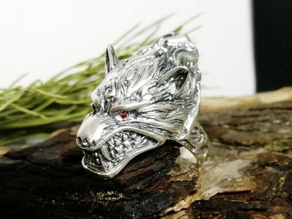 """Перстень """"Волколак"""""""