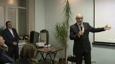 Сергей Салль и Валерий Чудинов. Ответы на вопросы. 08.12.2017