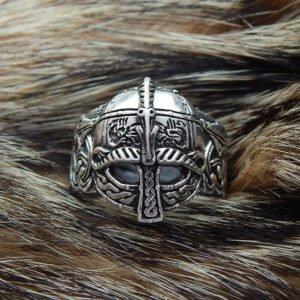 """Перстень """"Вендельский шлем"""""""