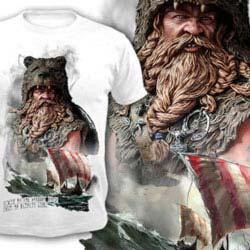 Славянские футболки