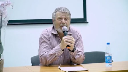 Георгий Сидоров. Встреча в Краснодаре. 16.06.2018