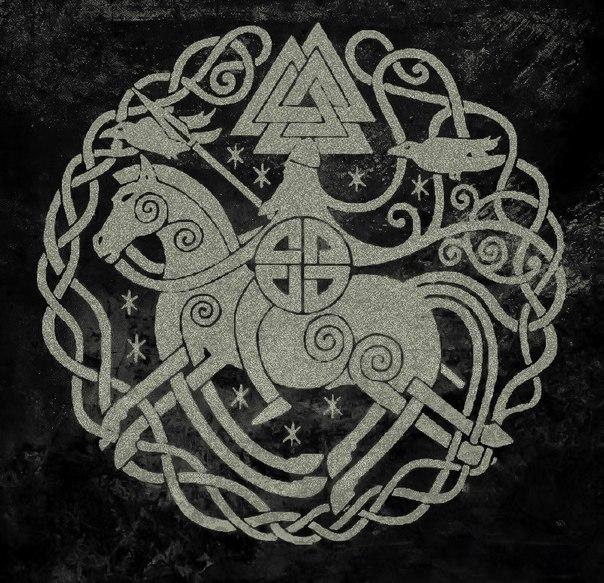 Символ Валькнут значение и тайны скандинавского знака