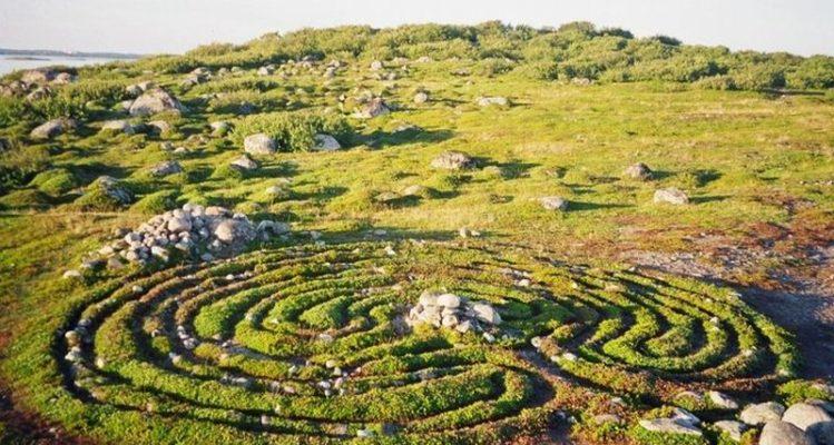 Загадки древних лабиринтов по всему миру