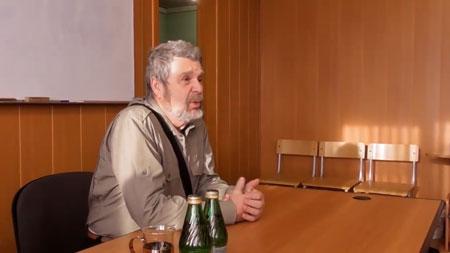 Георгий Сидоров. Встреча в Барнауле. 27.01.2019